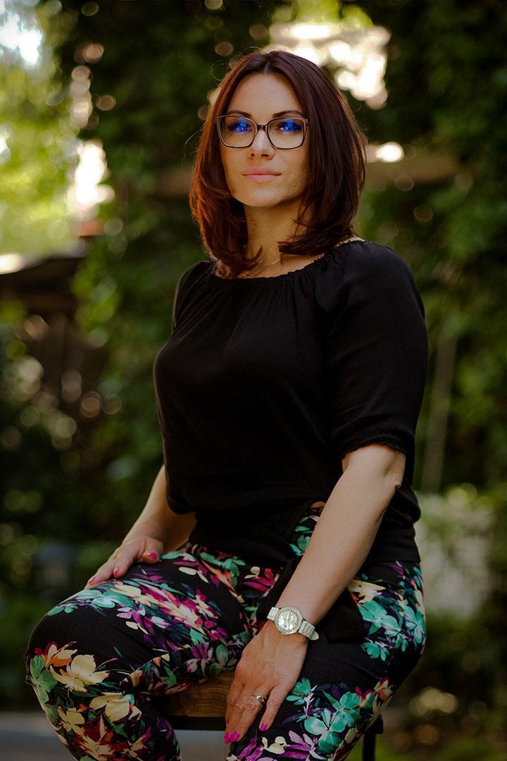 Anna Bednarska - O nas